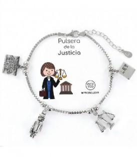 PULSERA PLATA MUJER DE HOY - 9104177