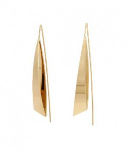 BENDING DESINGHIPPIE CLOSE EARRING - APE929D
