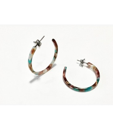 PENDIENTES RESINA 35MM - BPE076ACL