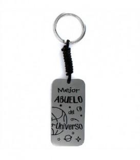 LLAVERO ACERO MEJOR ABUELO - 9101897