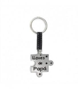 LLAVERO ACERO PAPA - 9107622