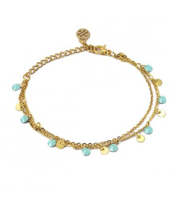 PULSERA  ACERO - APU937AT