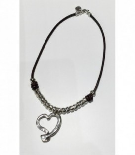 COLLAR ZAMMA CORAZON - C/400