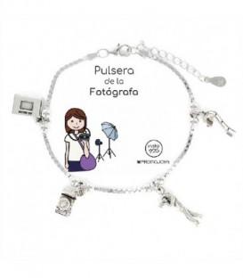 PULSERA PLATA FOROGRAFA - 9105685